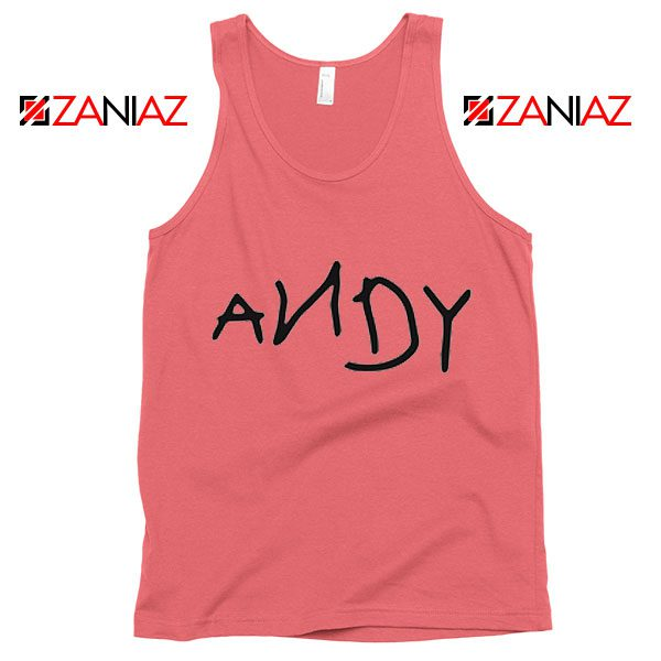 Andy Toy Story Disney Tank Top Disney Vacation Tank Top Coral