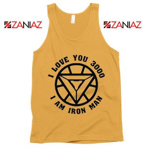 Avengers Endgame Tony Stark Quotes Tank Top Birthday Gift Sunshine