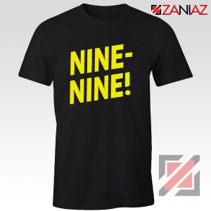 Brooklyn Nine Nine T Shirts American Television Show Shirt Black