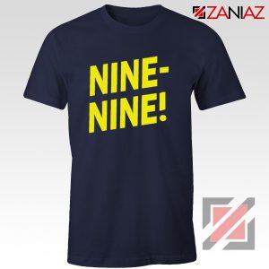 Brooklyn Nine Nine T Shirts American Television Show Shirt Navy Blue