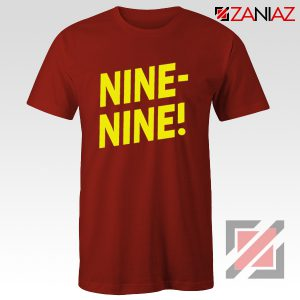 Brooklyn Nine Nine T Shirts American Television Show Shirt Red