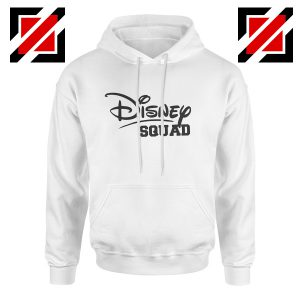 Disney Family Hoodies Disney Squad Cheap Hoodie White