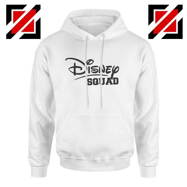 Disney Family Hoodies Disney Squad Cheap Hoodie White