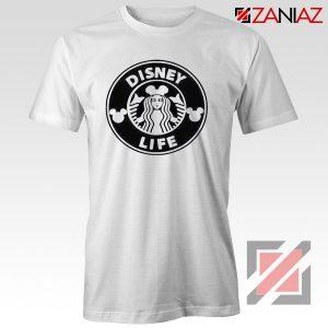 Disney Starbucks Inspired T Shirts Womens Disney Shirt White