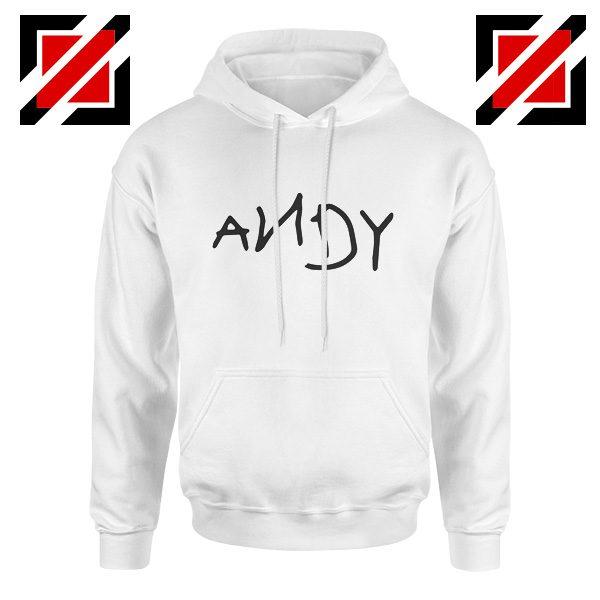 Disney Toy Story Andy Hoodie Cheap Birthday Gift Unisex White