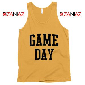 Football TV Program Game Day Tank Top Summer Tank Top Sunshine