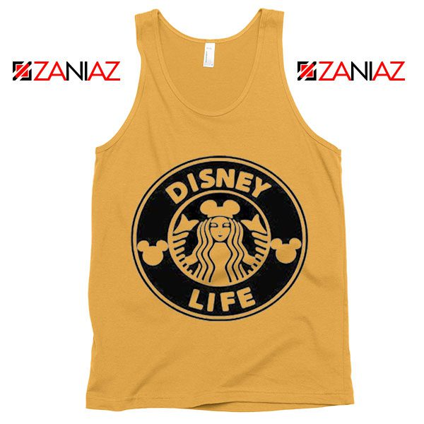 Funny Disney Starbucks Tank Top Summer Birthday Gift Tank Top Sunshine