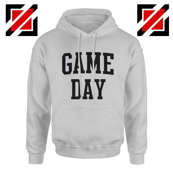 Game Day Hoodies Football TV Program Gift Hoodie Unisex Sport Grey