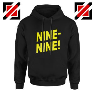 Nine Nine Tv Show Hoodies Brooklyn Hoodie America Design Black
