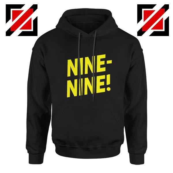 Nine Nine Tv Show Hoodies Brooklyn Hoodie America Design Black
