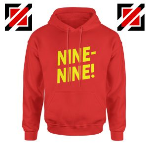 Nine Nine Tv Show Hoodies Brooklyn Hoodie America Design Red