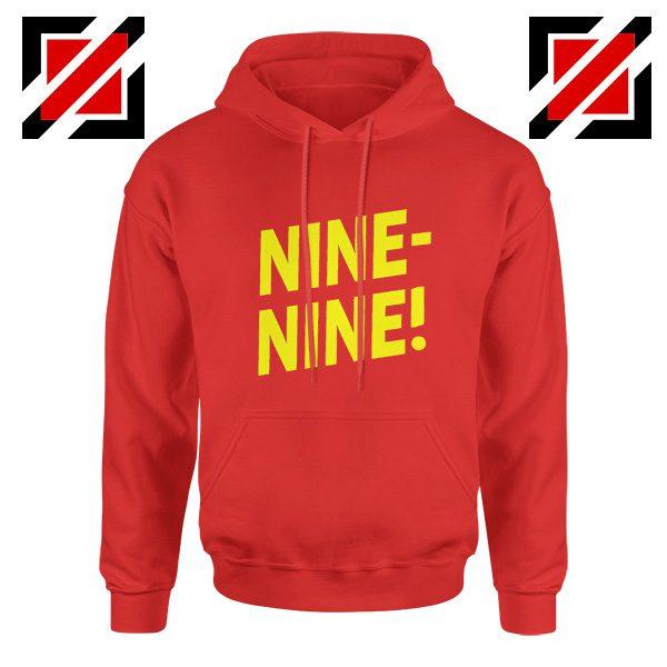 Nine Nine Tv Show Hoodies Brooklyn Hoodie America Design Red