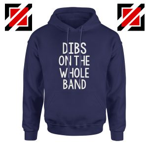 Backstreet Boy Hoodie Dibs On The Whole Band Best Hoodie Navy