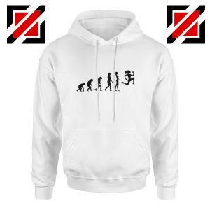 Be 100 Evolution Hoodie Coach Gift Best Hoodie Size S-2XL White