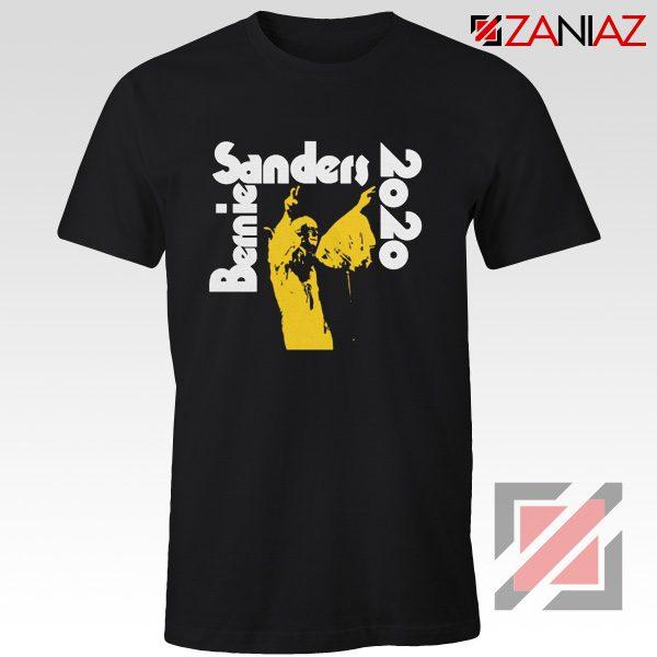 Bernie Sanders 2020 Shirt Democrat T-shirts Unisex Adult Black