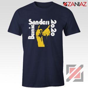 Bernie Sanders 2020 Shirt Democrat T-shirts Unisex Adult Navy