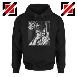 Cheap Feminist Hoodie Frida Kahlo Woman Clothing Christmas Hoodie Black