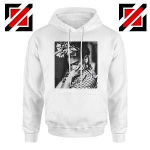 Cheap Feminist Hoodie Frida Kahlo Woman Clothing Christmas Hoodie White