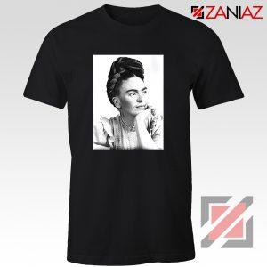 Cheap Frida Kahlo Feminist Art Shirt Women's Clothing Unisex Black
