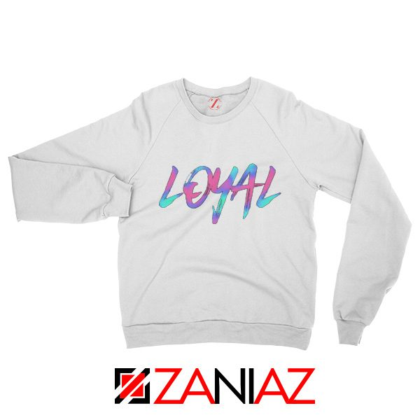 Chris Brown Songs Sweatshirt Funny Christmas Gift Sweater White