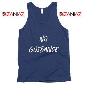 Chris Brown Tank Top You Got It Girl No Guidance Chris Brown Tank Top Navy
