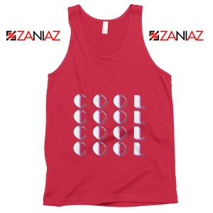 Cool Tank Top Jonas Brothers Tour Tank Top Women's Men's Red