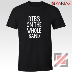 Dibs On The Whole Band Shirt Backstreet Boy Tshirt Size S-3XL Navy