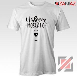 Disney Shirts for Women Funny Disney Shirts Hakuna Moscato White