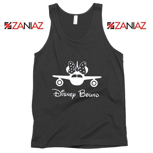 Disneyland Tank Top Disney Bound Quote Tank Top Women's Clothing Black