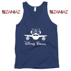 Disneyland Tank Top Disney Bound Quote Tank Top Women's Clothing Navy