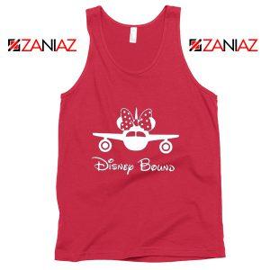 Disneyland Tank Top Disney Bound Quote Tank Top Women's Clothing Red