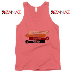 Empowered Women Empower Women Tank Top Size S-3XL Coral