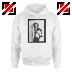 Frida Kahlo Hoodie Women's Mexican Painter Size S-2XL White