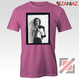 Frida Kahlo Shirt Women's Mexican Painter Size S-3XL Pink