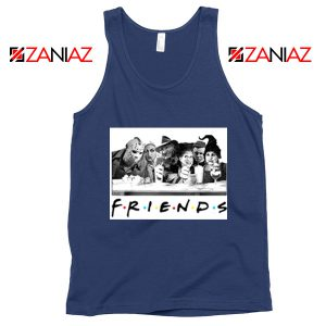 Friends Tank Top Horror Killer Movie Tank Top Size S-3XL Navy