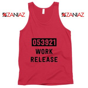 Funny Retired Tank Top Gift Girlfriend Funny Cheap Summer Tank Top Red
