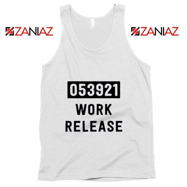 Funny Retired Tank Top Gift Girlfriend Funny Cheap Summer Tank Top White