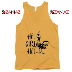 Hei Girl Hei Tank Top Moana Disney Movie Tank Top Size S-3XL Sunshine