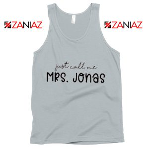 Jonas Brothers Tank Top Jonas Brothers Tank Top Gift New Silver