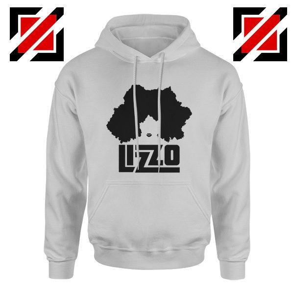 Lizzo Cheap Hoodie American Singer Best Hoodie Size S-2XL Sport Grey