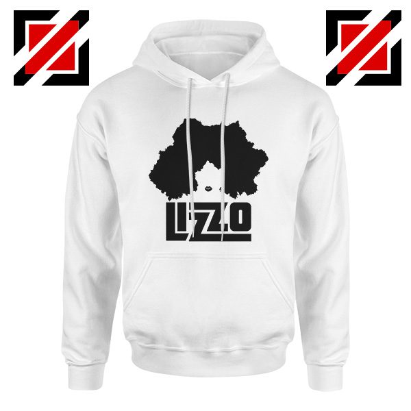 Lizzo Cheap Hoodie American Singer Best Hoodie Size S-2XL White