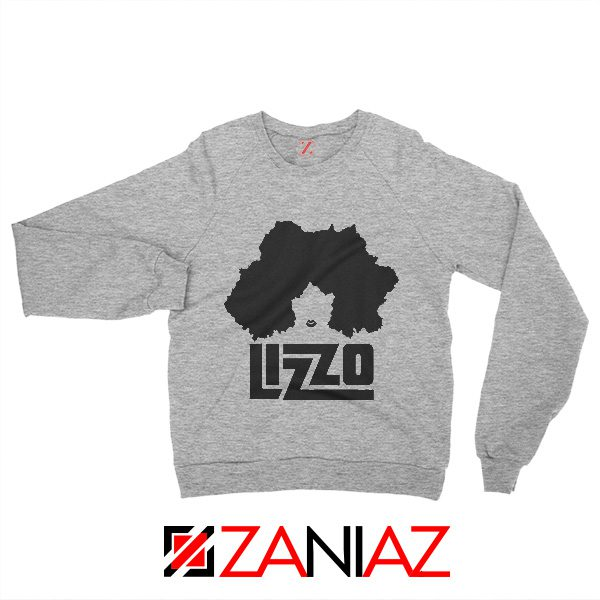 Lizzo Cheap Sweatshirt American Songwriter Size S-2XL Grey