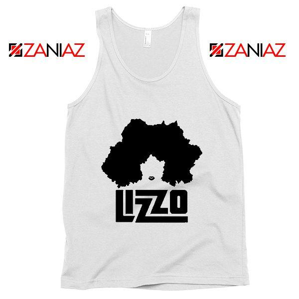 Lizzo Cheap Tank Top American Rapper Clothing Size S-3XL White