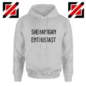 Shenanigans Hoodie Ireland Cheap Hoodie Size S-2XL Grey