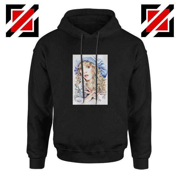 Stevie Nicks Hoodie American Songwriter Hoodie Size S-2XL Black