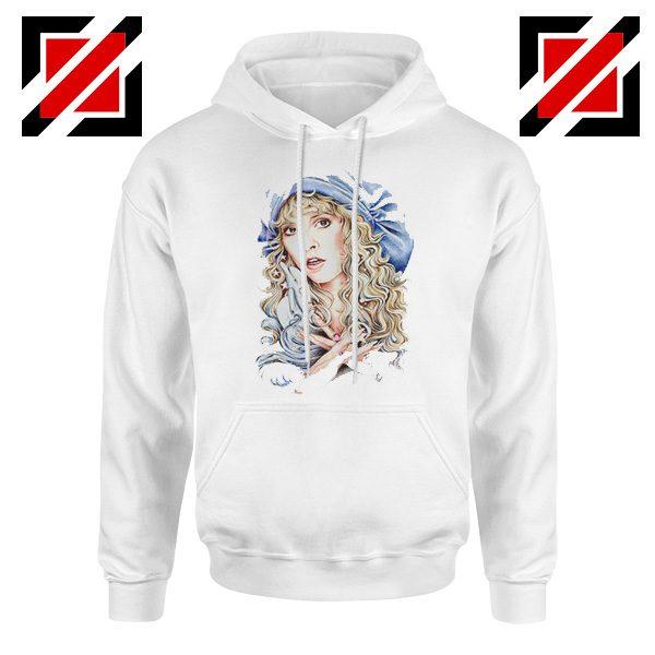 Stevie Nicks Hoodie American Songwriter Hoodie Size S-2XL White