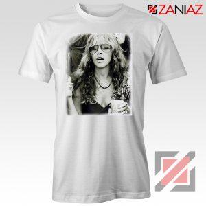 Stevie Nicks Shirt Concert Musician Cheap Tshirt Size S-3XL White