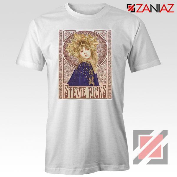 Stevie Nicks Woman Shirt Best Musician Shirt Size S-3XL White