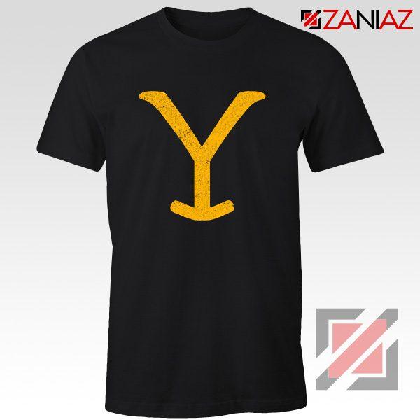 Yellowstone Shirt American TV series T-Shirt Unisex Adult Black