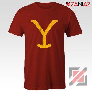 Yellowstone Shirt American TV series T-Shirt Unisex Adult Red